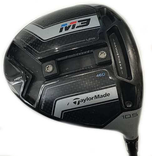 TaylorMade M3 460 Driver, Right Hand