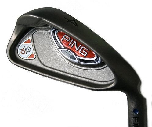 Ping G10 #4 Iron Individual Club, Men's, Steel Shaft