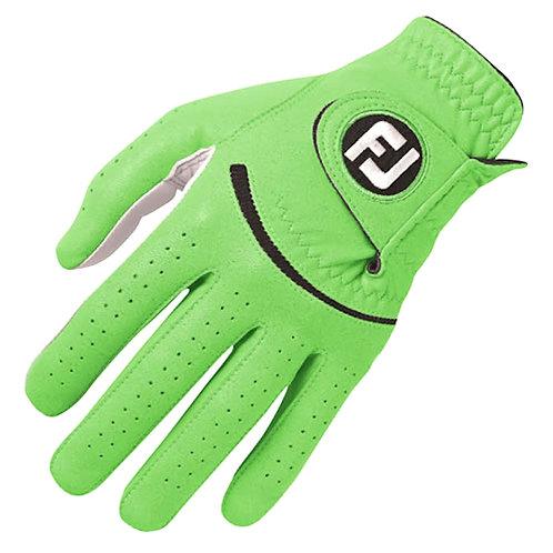 FootJoy Spectrum Women's Golf Glove, Fit on Left Hand, Lime