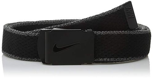 Nike Knit Webbing Belt, Black