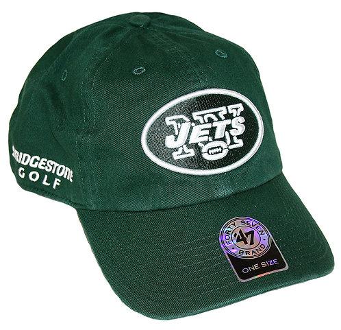 Bridgestone Golf '47 NFL Adjustable Cap Hat, New York Jets