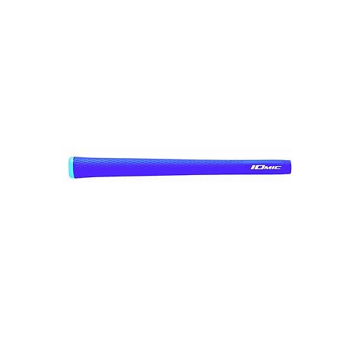 Iomic Sticky 1.8 Ribbed Grip, Blue-Sky Blue