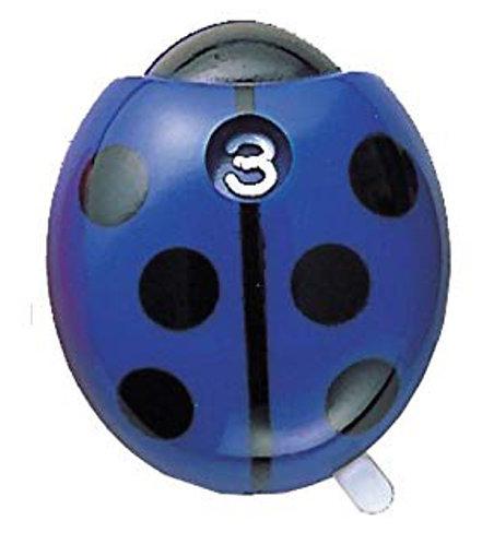 Tabata Lady Bug Score Counter GV-0900, w/o reset button, Blue