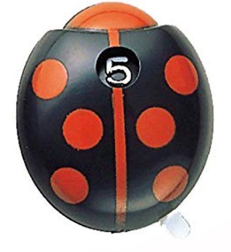Tabata Lady Bug Score Counter GV-0900, w/o reset button, Black