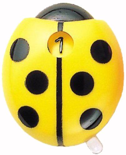 Tabata Lady Bug Score Counter GV-0900, w/o reset button, Yellow