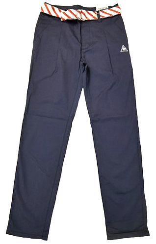 Le Coq Sportif SoftFit Stretch Women's Pants w/Accent Belt