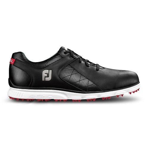 FootJoy Pro SL Spikeless Golf Shoes, Men's, Black