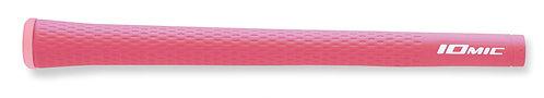 Iomic Sticky 1.8 Round Grip, Pink-Milky Pink