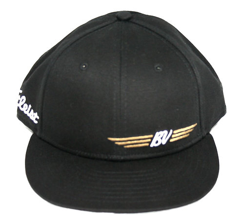 Vokey Design Special Release Limited Flat Bill BV Wings Fitted Cap Hat