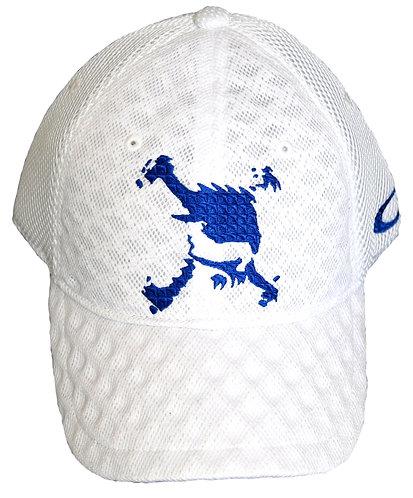 Oakley Japan Exclusive Skull Laser Mesh Adjustable Cap Hat, Men's