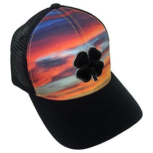 Black Clover Skyline Luck 1 Men's Cap Hat