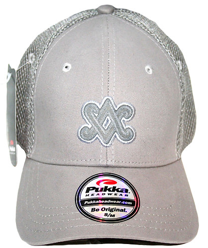 Scotty Cameron Limited Edition SC Diamond Men's Cap Hat, Steel Grey