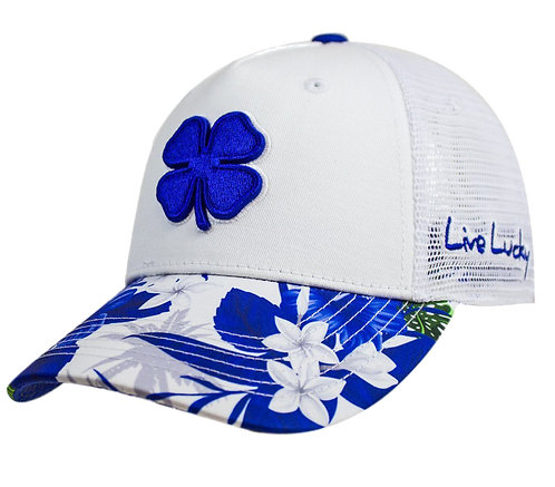 Black Clover Tropical Luck 3 Men's Cap Hat
