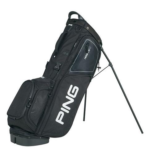 Ping Hoofer Golf Stand Bag, Men's, Black