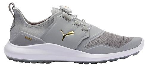 Puma IGNITE NXT Disc Golf Shoes, Men's, High Rise-White