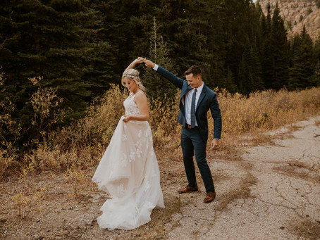 Big Cottonwood Canyon First Look