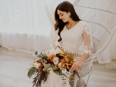 Studio Bridals with Latter Day Bride