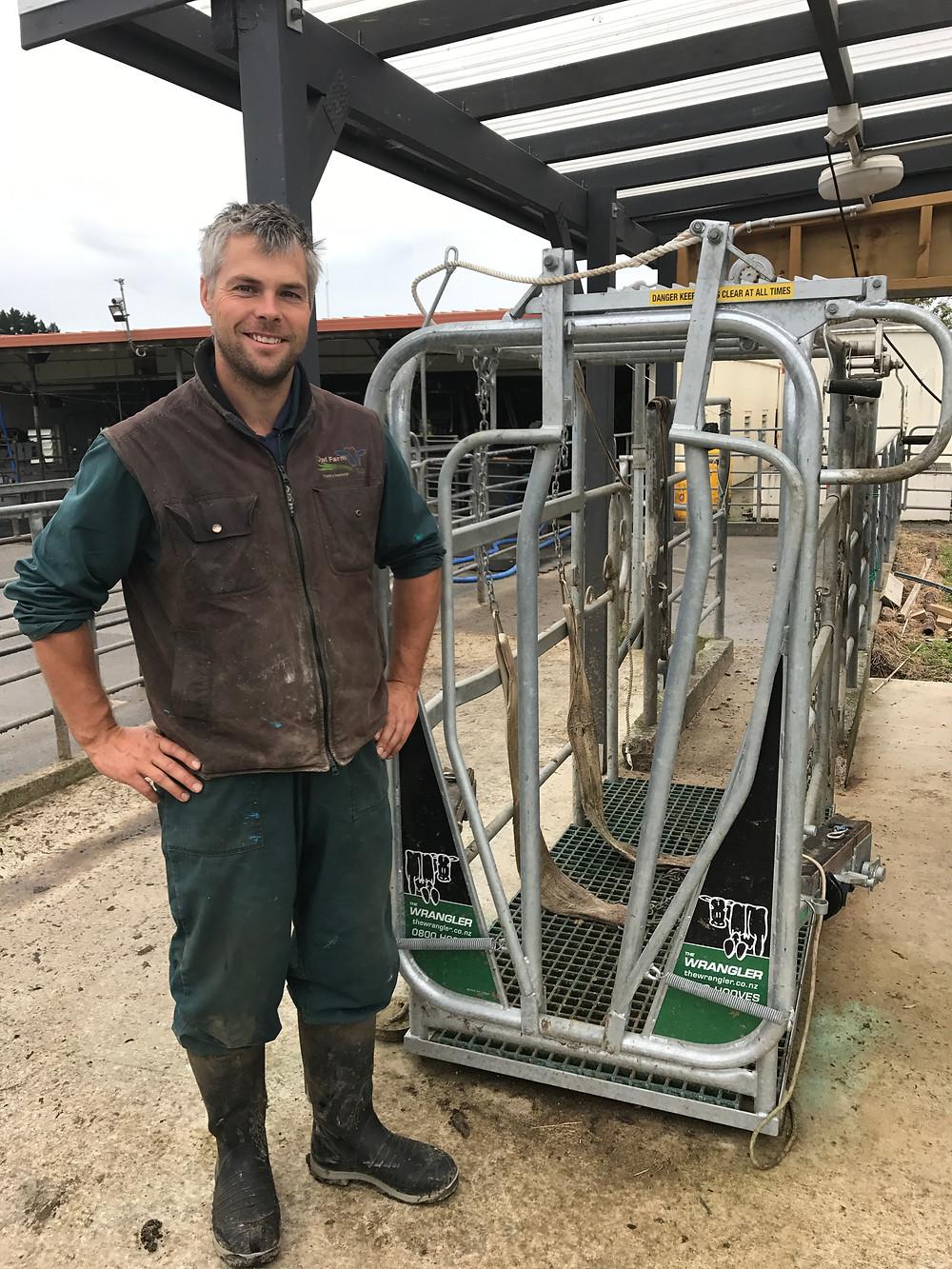 Tom Buckley, Manager Owl Farm