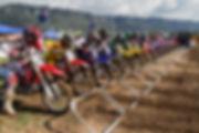 Rotorua MX Start Gates