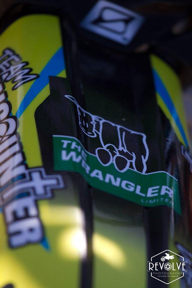 Wrangler bike