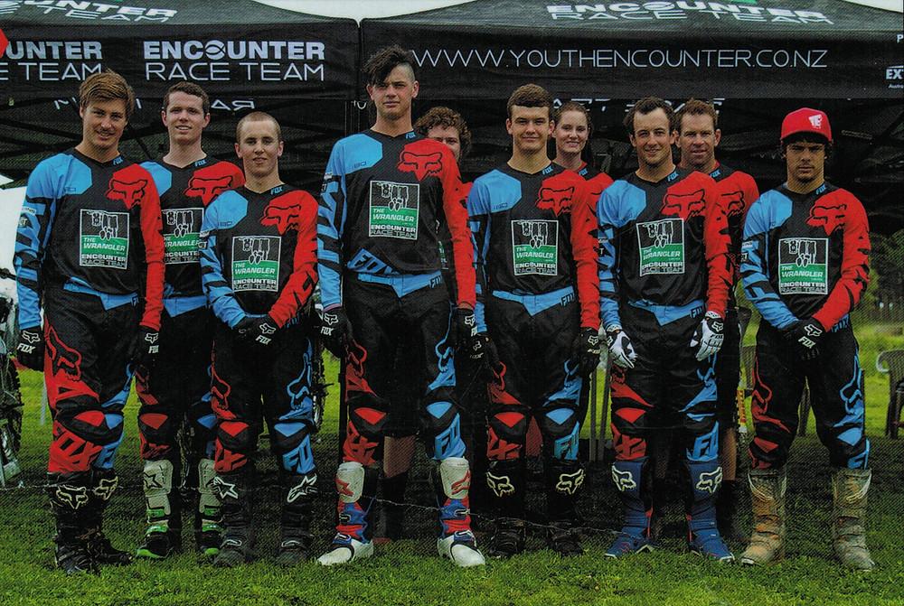 Team Encounter 2015