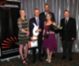 2014 Horizon Business Awards Wrangler