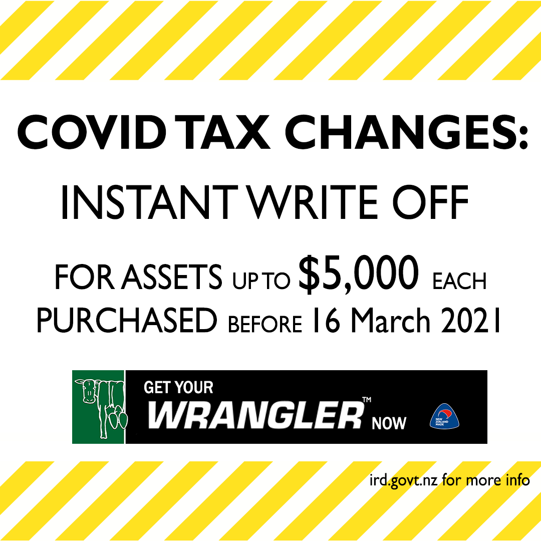 Covid Tax Changes