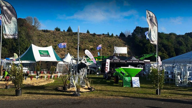 Wrangler's must see at Fieldays