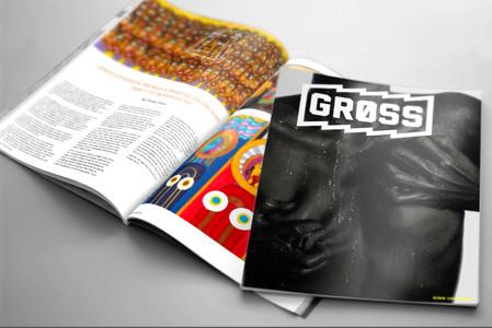Magazine Design (inside pages)