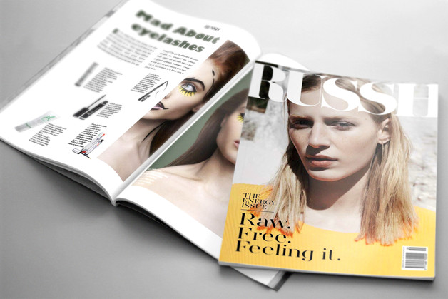 Magazine Layout (inside pages)