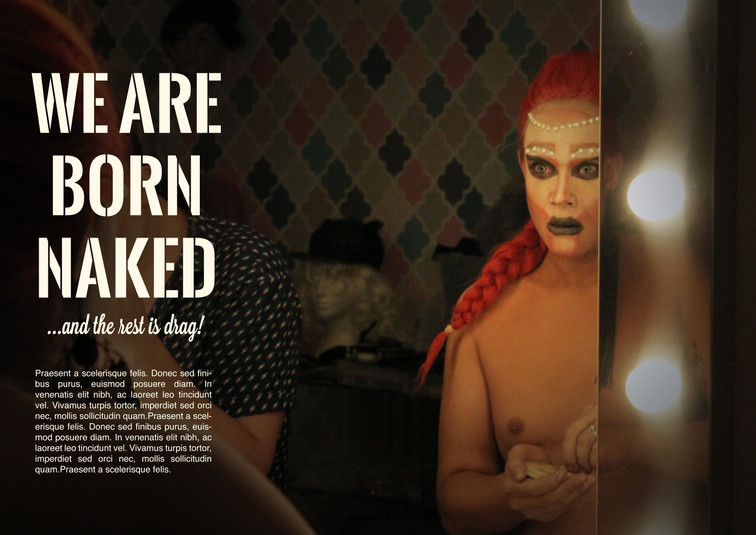We Are Born Naked