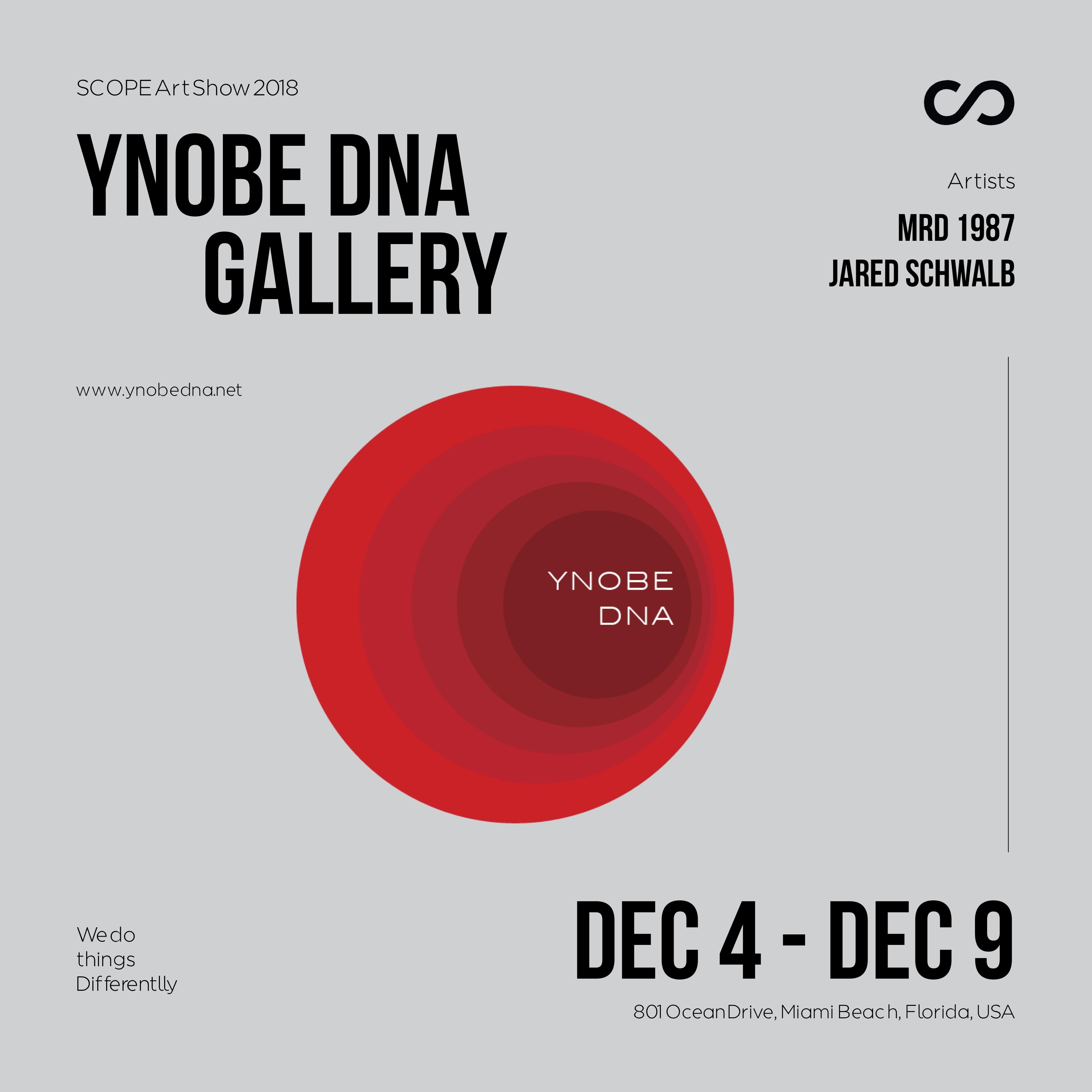 YNOBE DNA  - SCOPE