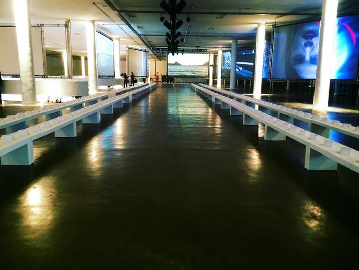 Fashion show Karl Lagerfeld for Riachuelo SPFW 2016 - São Paulo