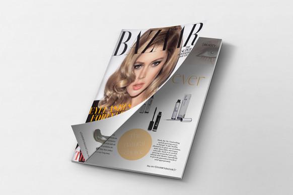 Magazine Layout (inside page)