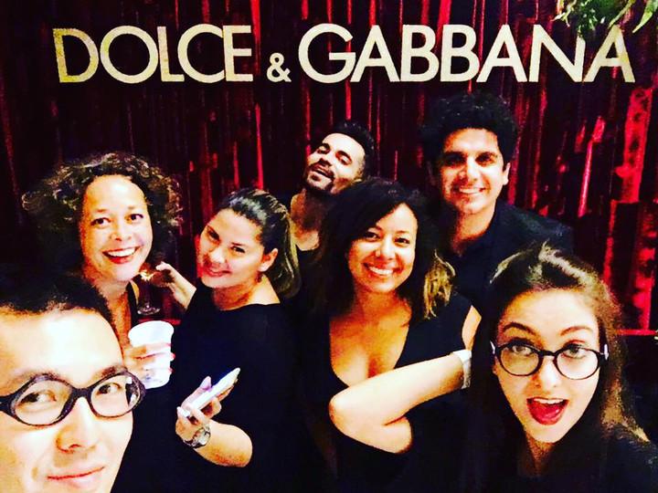 Dolce&Gabbana Party - São Paulo