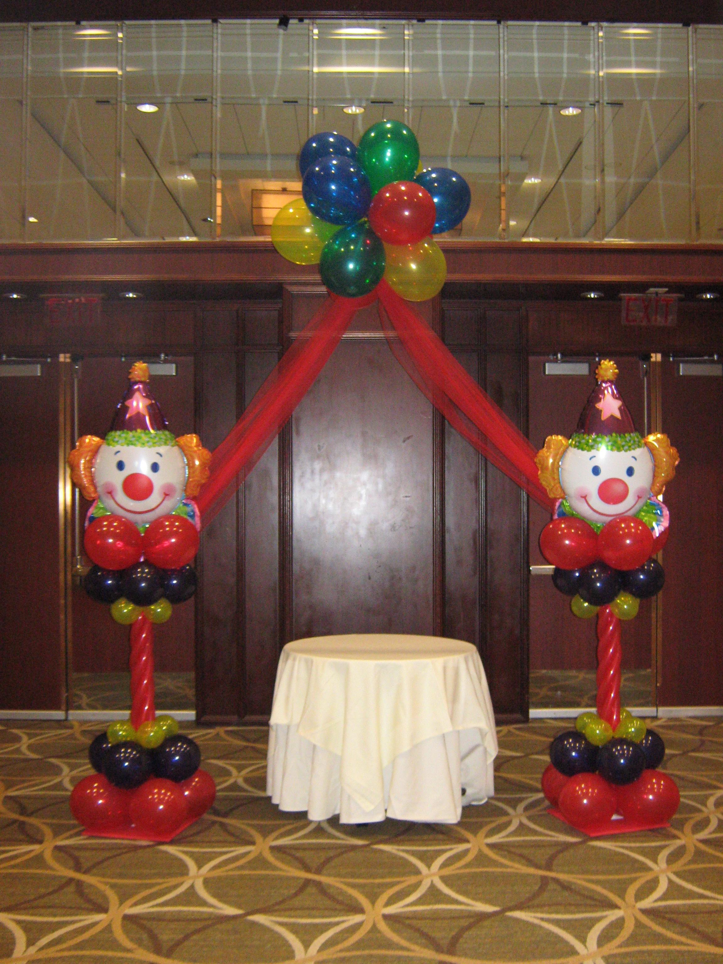Clown Columns