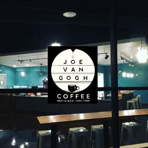 JOE VAN GOGH COFFEE Hillsborough, North Carolina, USA