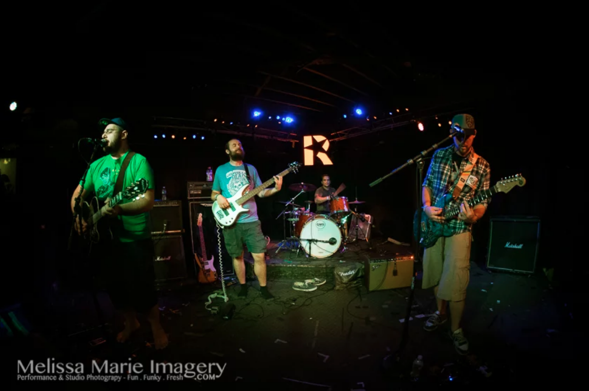 live performance at revolution, amityville
