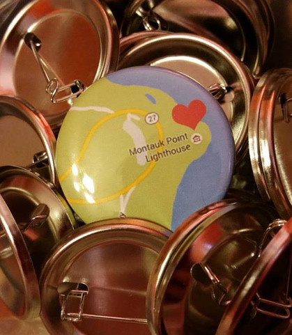 landmark buttons, any location can be used