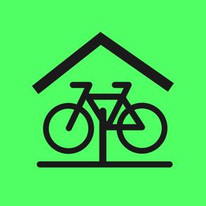 """#523. Effet """"parc à vélo"""""""