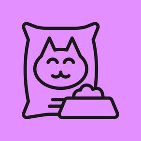 #810. Nourriture pour chat et vente B2B