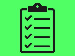 #461. Checklist Agile