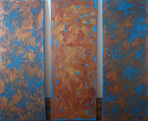 """VP ART painting """"Illumination"""""""