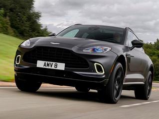 Por fin SUV de Aston Martin,  Conócela.