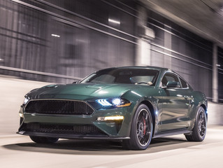 Mustang Bullit, renace una leyenda