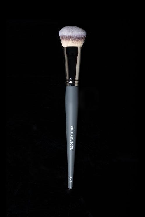 121 Angled Buffer Brush