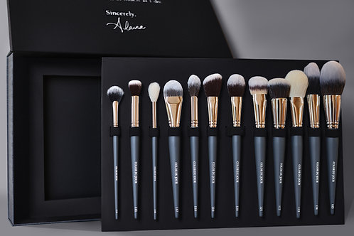 12pc Face Only Brush Set