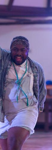 AeJay Mitchell as Benvolio