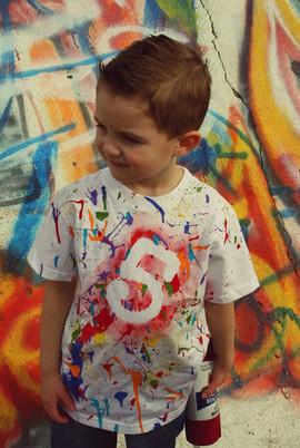 Splatter Shirts