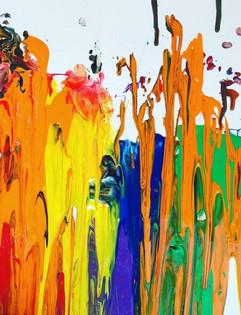 Paint Balloon Paintings